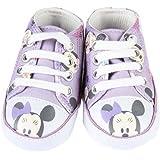 Disney Winnie the Pooh–Baby Shoes–Girls–Fuschia