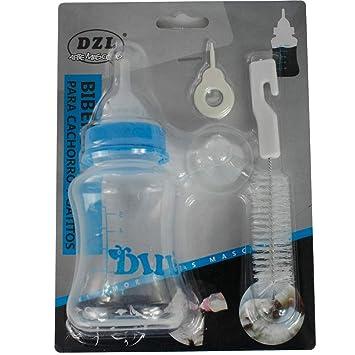 150 ml recién nacido Mascota Pequeño leche Feeder, Adecuado para ...