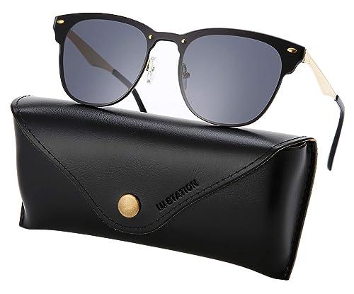 80cecaa9868 Amazon.com  Mirrored Sunglasses for Women Men