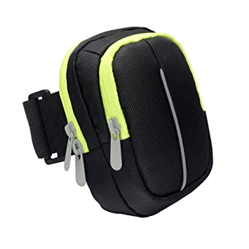 Bolsa para brazo deportivo con bolsa universal móvil para ...