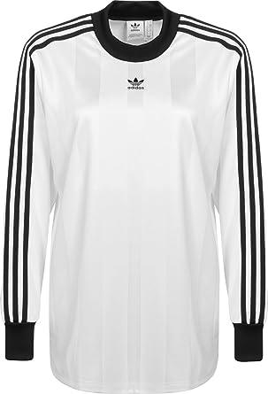 Camiseta Vintage 3 Bandas Adidas Mujer 34: Amazon.es: Ropa y accesorios