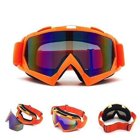 2a19b5ea4a KD Gafas De Esquí, Sobre Gafas Gafas De Snowboard para Hombres, Mujeres,  Jóvenes