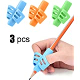 Pencil Grips - JuneLsy Pencil Grips for Kids Handwriting Pencil Grip Posture Correction Training Writing AIDS for Kids toddle