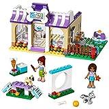 LEGO Friends 41124 Heartlake Puppy Daycare Building Kit (286-Piece)