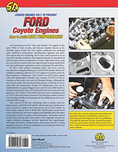 Ford Coyote Engines: How to Build Max Performance: Jim Smart