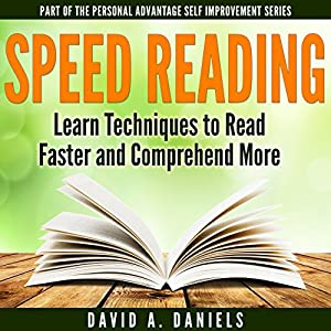 Comprehension Speed Reading Audiobook