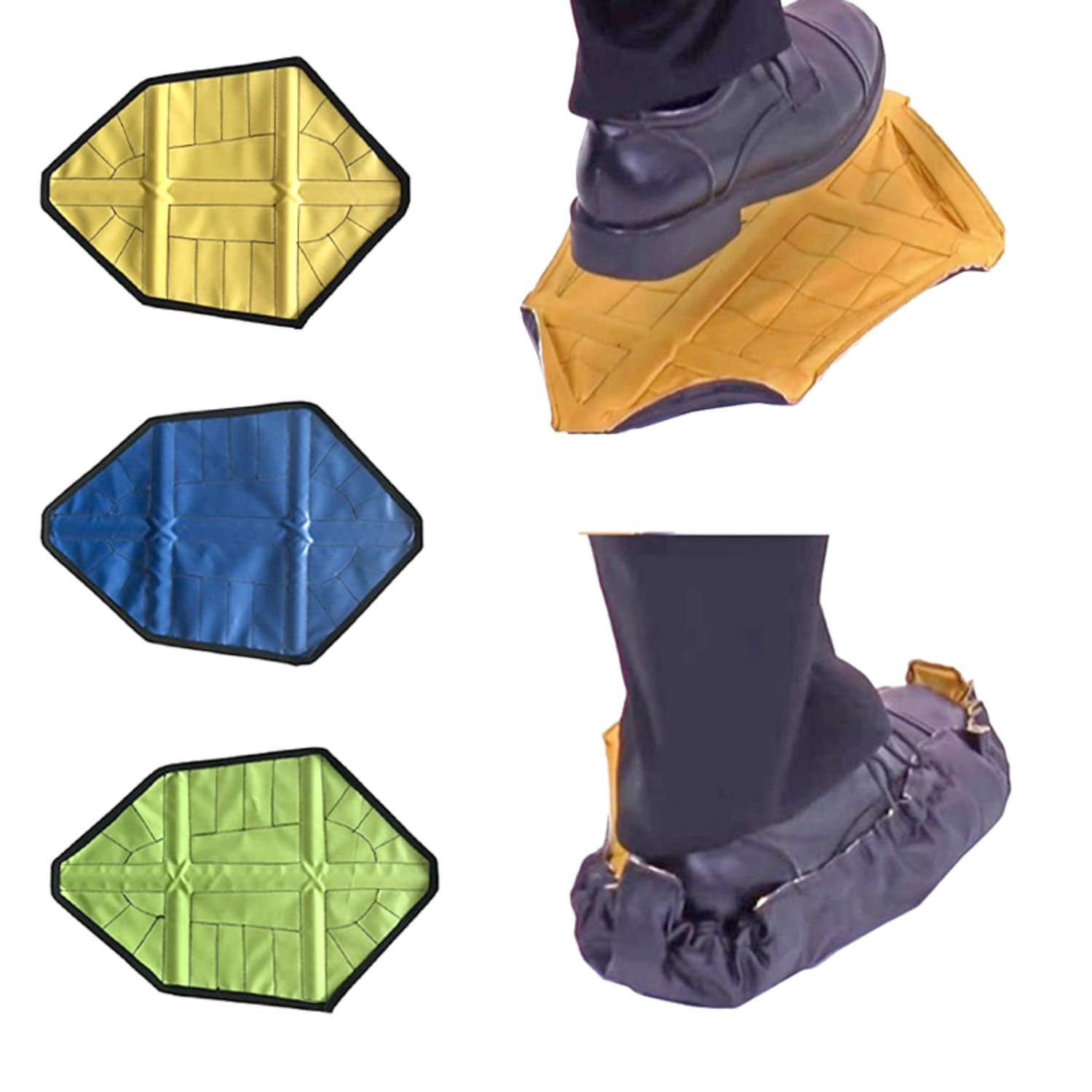 1Pair Osena 2019 Step-in Shoe Cover
