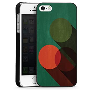 artboxone Teléfono Móvil iOS Tres – Geometría – Smartphone Case con de impresión alta calidad Funda