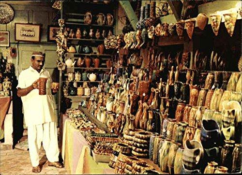 A LOCAL POTTERY SHOP Peshawar, West Pakistan Original Vintage - Shop Pakistan