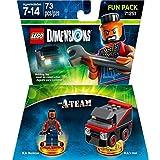 Warner Bros LEGO Dimensions A Team Fun Pack