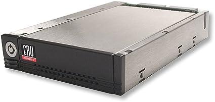 CRU DataPort 25 SAS 6G Carcasa de Disco Duro/SSD 2.5