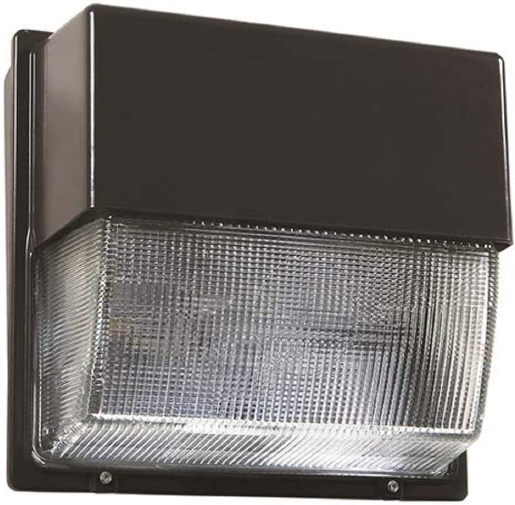 Lithonia Lighting TWH LED 30C 50K LED Wall Mounted Outdoor Light, 5000K, 104 watts, Bronze