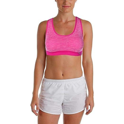 8e7588023865f PUMA Womens Free Run Yoga Fitness Sports Bra at Amazon Women s Clothing  store
