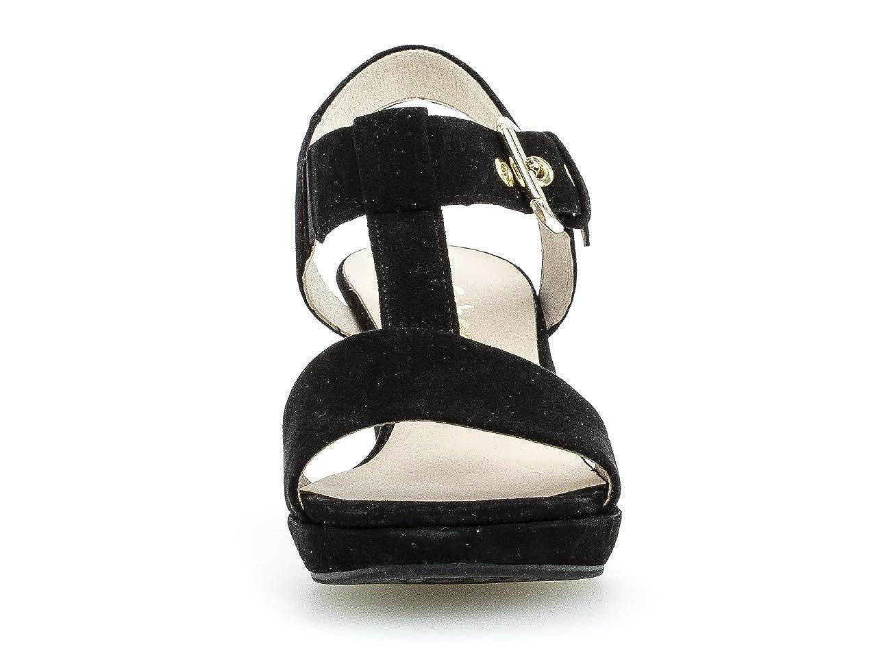 Forme 22 sandales Plate 394 confortable Gabor D'été Femme chaussure oCQrxBeWd