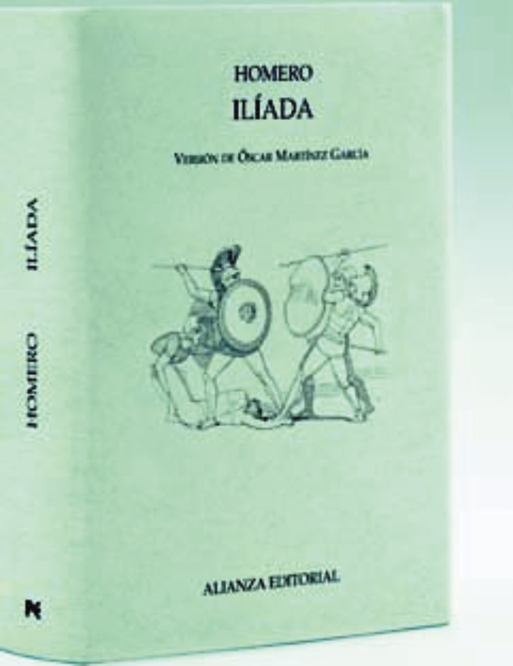Download Iliada / Iliad (Spanish Edition) pdf epub