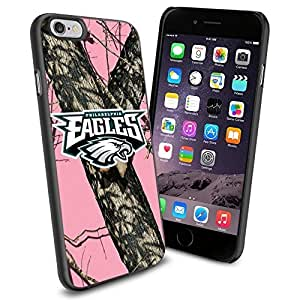 American Football NFL PHILADELPHIA EAGLES, Cool iPhone 6 Smartphone Case Cover Collector iphone TPU Rubber Case Black