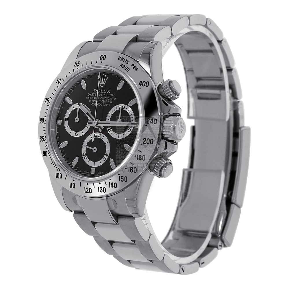 79f8ab8bd Amazon.com: Rolex Daytona Oyster Perpetual Cosmograph Mens Watch 116520:  Watches