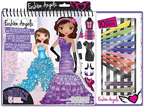 Fashion Angels Design What To Buy 8 Year Old Girls Birthday Gift Ideas