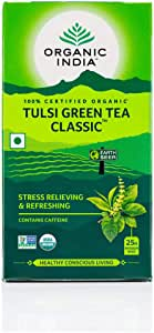 tusli green tea classic