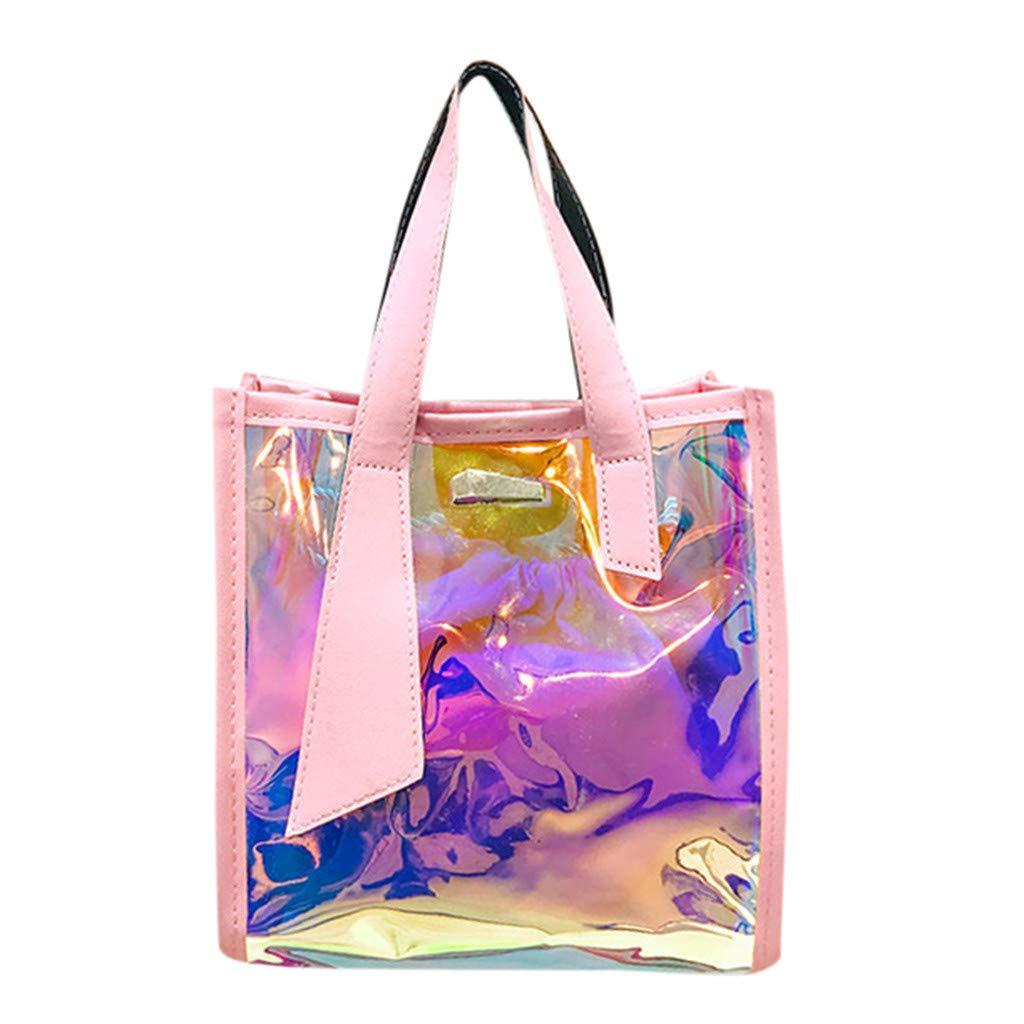 Women Multicolor Bag, Ladies Fashion New Multi-Function Handbag Large Capicity Messenger Bag Shoulder Bag by NDGDA 👜 Shoulder Bag