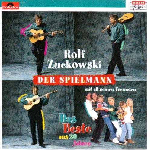 Der Spielmann. 2 CDs: Doppel-CD mit 32 Liedern. Mit all seinen Freunden. Das Beste aus 20 Jahren