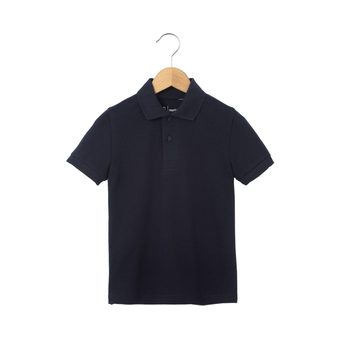 La Redoute Collections Big Boys Pique Cotton Polo Shirt 3-12 Years