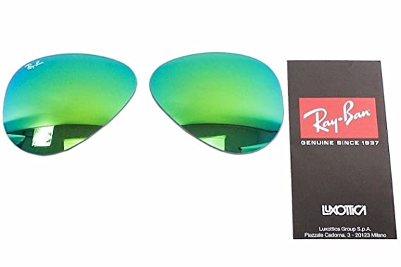 98269149ebc Image Unavailable. Image not available for. Color  Ray Ban RB3025 3025  RayBan Sunglasses Replacement Lens ...