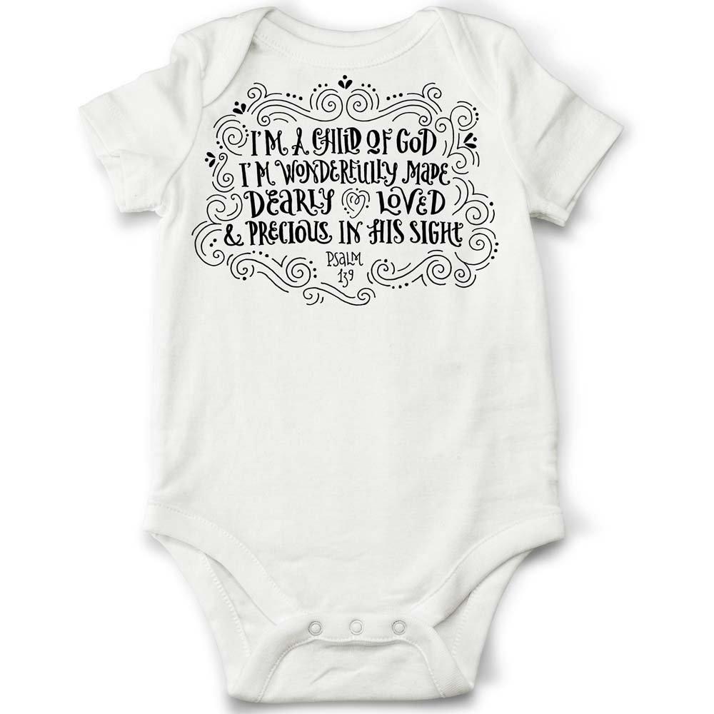 Amazon.com  Child Of God Baby Onesie 358554802