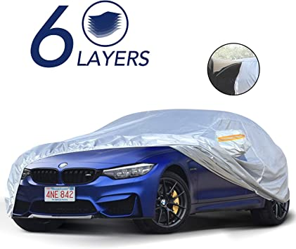 COTTON LINED BMW Z4 09-ON LUXURY FULLY WATERPROOF CAR COVER