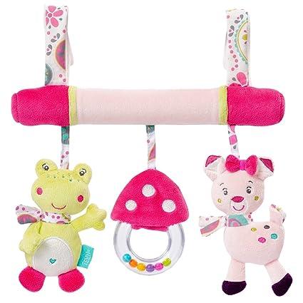 Cute Animal Baby Pram Stroller Hanging Toys Car Seat Bed Crib Puppet Rattles