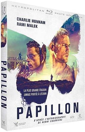 a06ebb4aa73c5 Papillon  Blu-ray   Amazon.fr  Charlie Hunnam