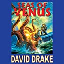 Seas of Venus Audiobook by David Drake Narrated by Kevin T. Collins