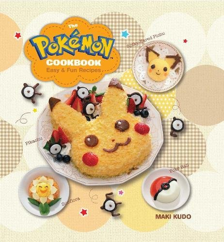 The Pokémon Cookbook: Easy & Fun Recipes (Pokemon) by Maki Kudo