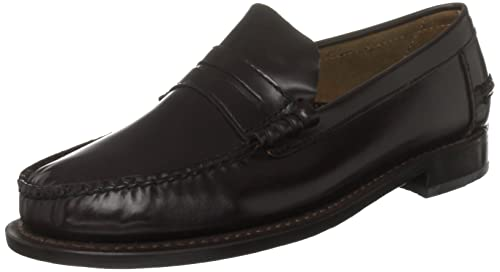 Berkley - Punta Arrotondata Uomo, Marrone (Marrone (Dark Brown)), 45 Florsheim