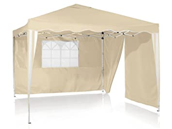 Seitenteile Fur Pavillon 3x3 M With Zip Side Wall Waterproof 100