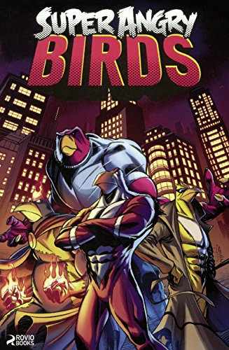 Read Online Super Angry Birds (Turtleback School & Library Binding Edition) pdf