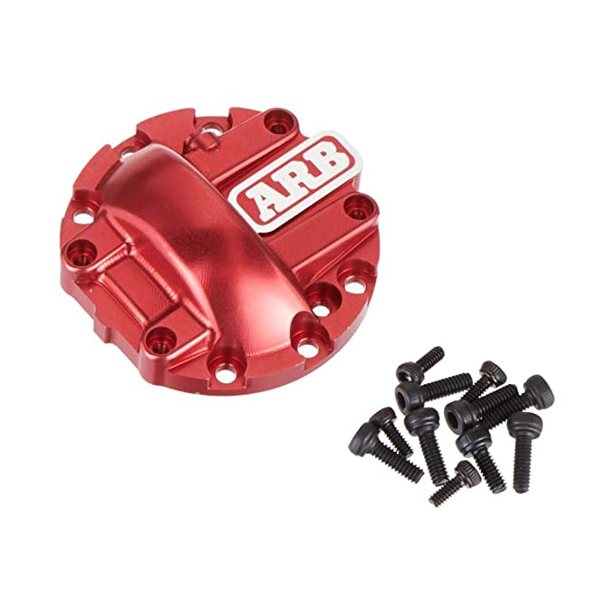 arb diff Cover For The Yota II Axle (Red)
