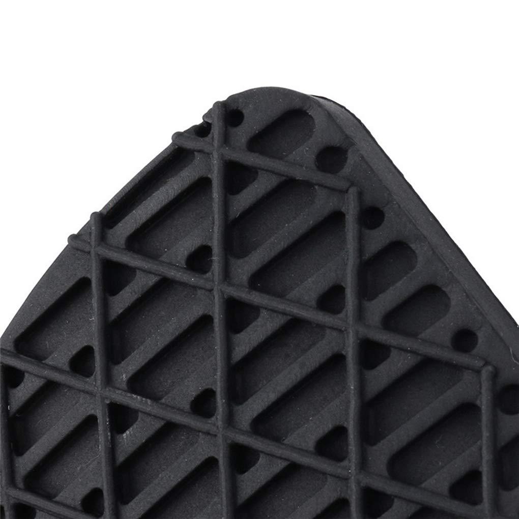 yanana 1 par de Embrague del Freno de Pedal Cubierta de Goma Negro Antideslizante Almohadilla de Repuesto para Mercedes Benz Vito 2012910282: Amazon.es: ...