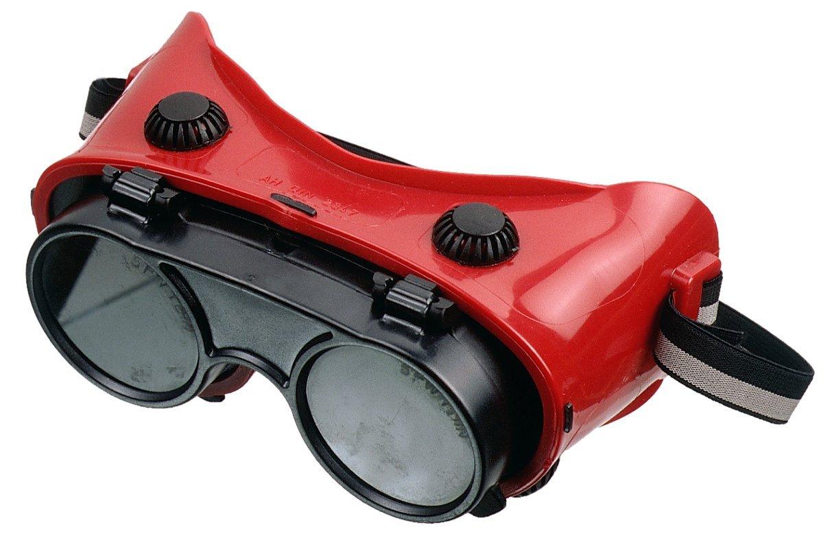 Connex COXT938750 Schweiß er-/Schutzbrille Kunststoff Conmetall