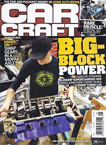 Pontiac 421 Super Duty (Car Craft Magazine (May 2016))