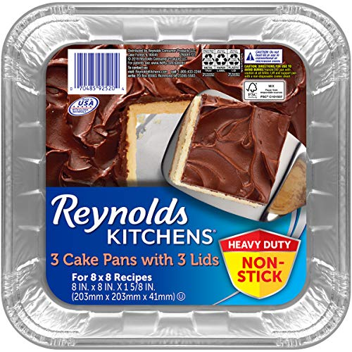 Reynolds Kitchens Aluminum Pans with
