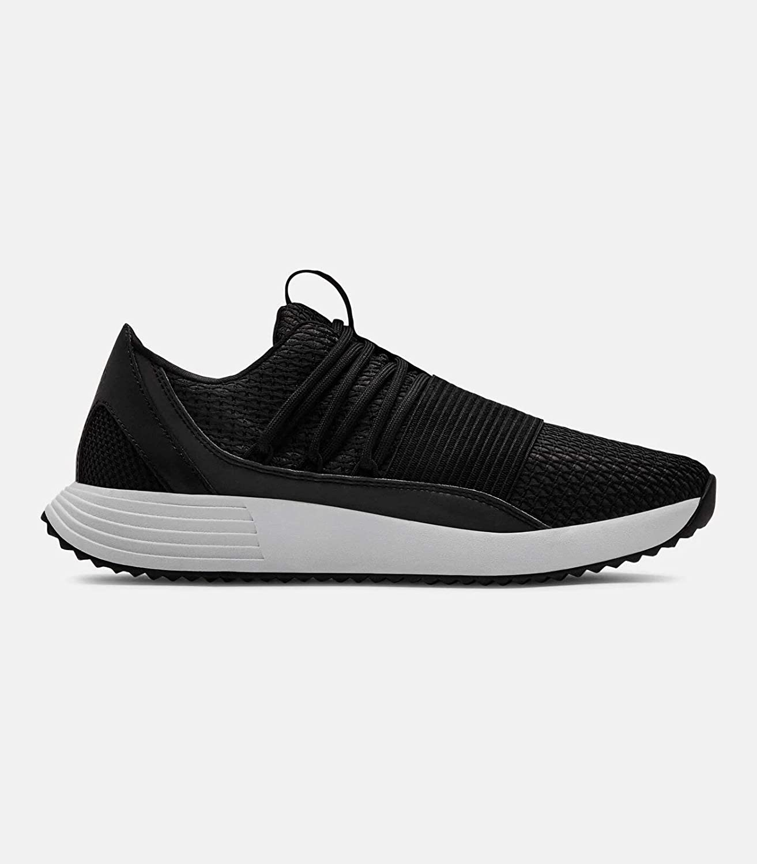 [(アンダーアーマー) Under Armour] [レディース ランニングシューズ UA Breathe Lace Reflective Women's Sportstyle Shoes] (並行輸入品) B07N76TZ9S Black / Black - 001 25.0 cm 25.0 cm|Black / Black - 001