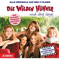 Alle Original-Filmsongs der Wilden Hühner