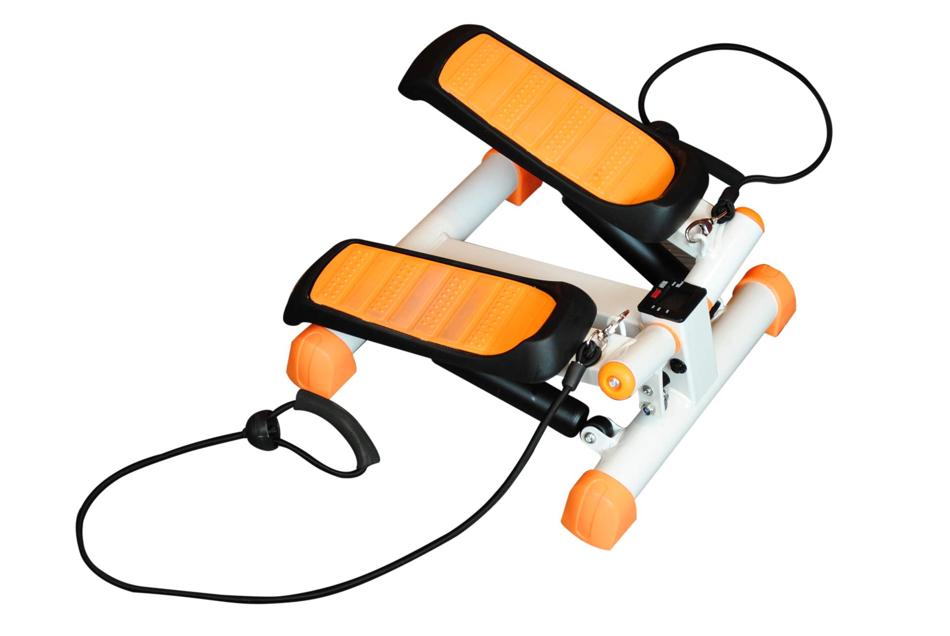 Twist Fitness Stepper Step Machine with Resistance Bands for Fitness & Exercise by Twister Step (Image #1)