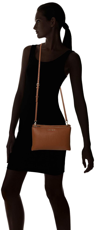 Michael Kors Adele Leather Crossbody Borse a tracolla