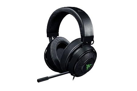 Razer Kraken 7.1 V2: 7.1 Surround Sound - Einziehbares Noise-Cancelling-Mikrofon - Leichter Aluminiumrahmen - Gaming Kopfhöre