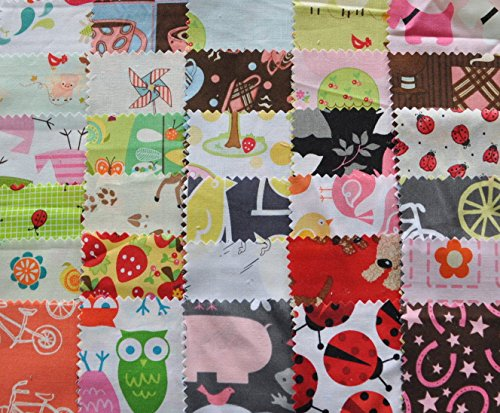 I Spy Novelty Girl Fabric 5
