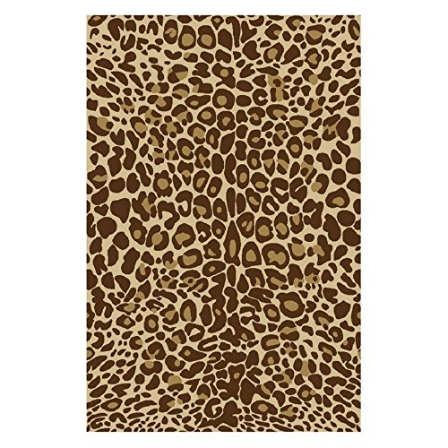 Well Woven 00112S Leopard Area product image