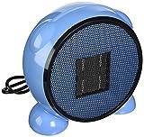e-joy 500wportheat KingMys 500W Portable, Fan, Space, Desktop Heater, Blue
