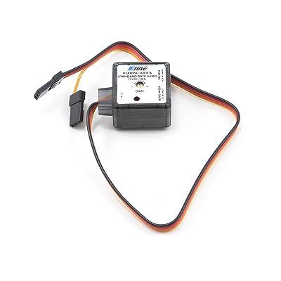 E-Flite 11.0-Gram G110 Micro Heading Lock Gyro: Toys & Games